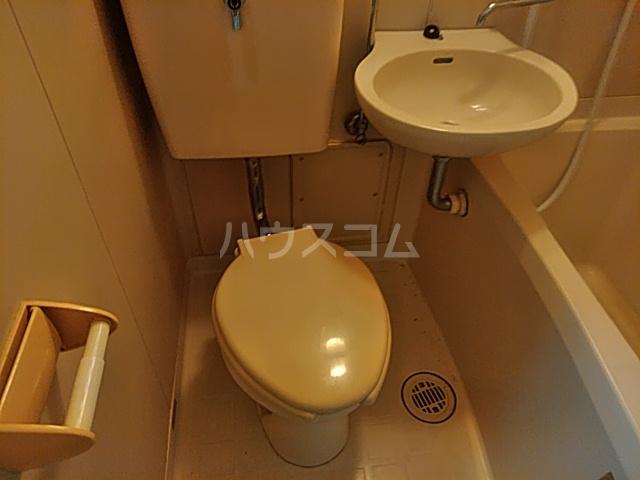 メゾンルミナス 307号室のトイレ