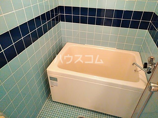 ローズコーポ沢良宜 205号室の風呂