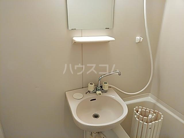 GⅠ-ZⅡ 306号室の洗面所