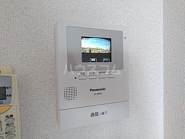 GⅠ-ZⅡ 306号室のセキュリティ