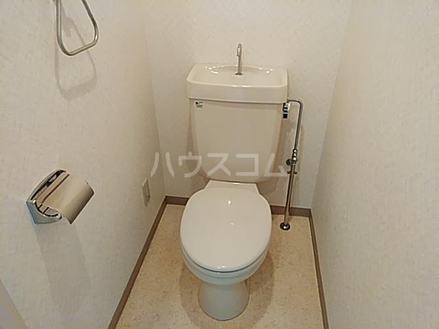 GⅠ-ZⅡ 306号室のトイレ