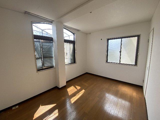 リバティハイツ 202号室の収納