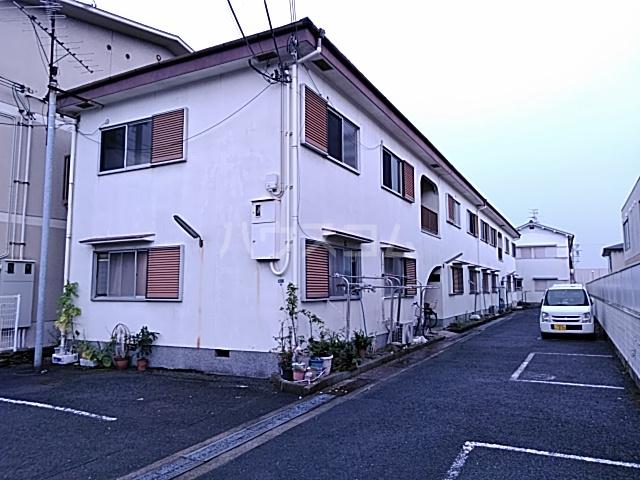 前川ハイツ外観写真