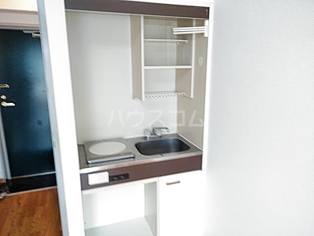 アークⅡ 402号室のキッチン