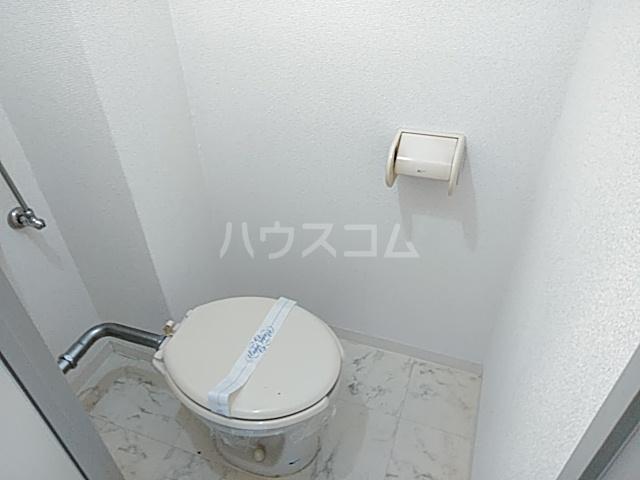 アークⅡ 402号室のトイレ