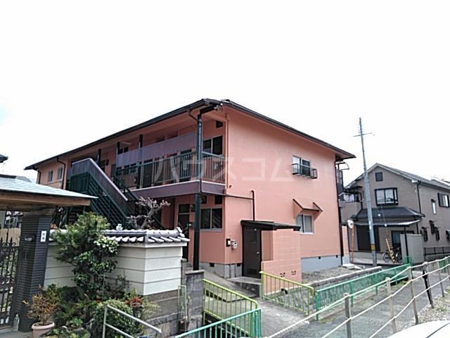 杉本コーポ外観写真