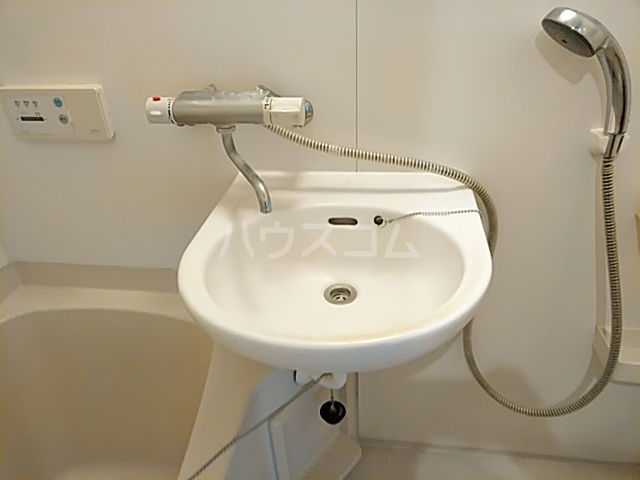 ノースウィング 323号室の洗面所