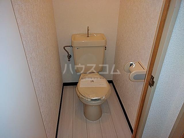 本町8番館 309号室のトイレ
