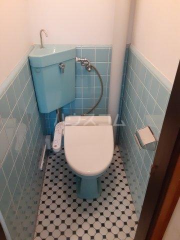 高宮森ビル 202号室のトイレ