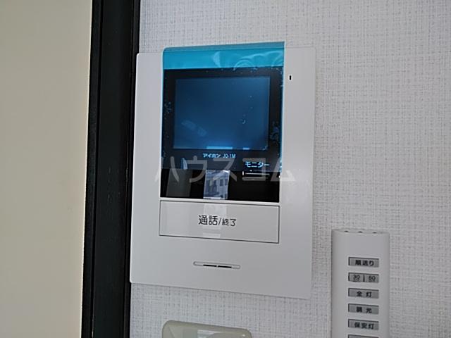 アンフィニィ・西町 208号室のセキュリティ