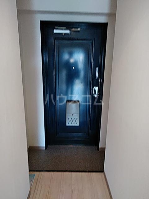 アンフィニィ・西町 208号室の玄関