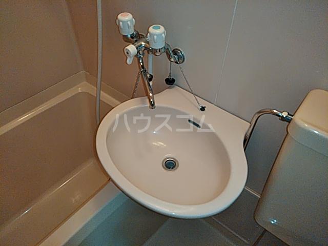 アンフィニィ・西町 208号室の洗面所