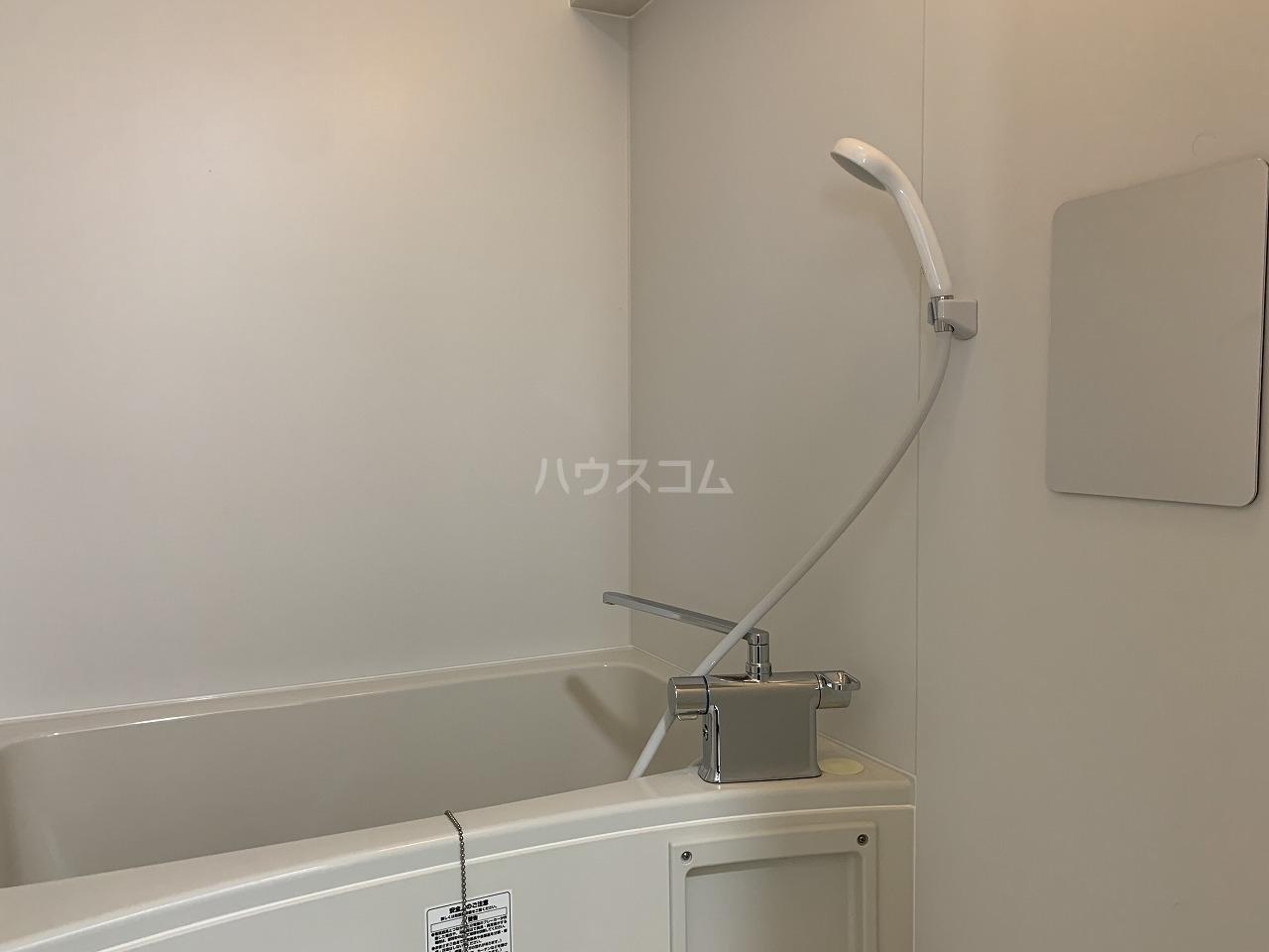 シャンボール岡崎 801号室のバルコニー