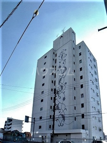 シャンボール岡崎 801号室の外観