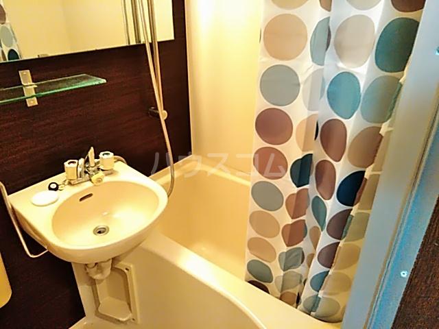 ガルボ茨木 202号室の風呂