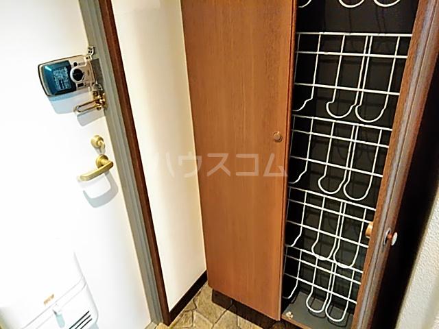 ガルボ茨木 202号室のセキュリティ