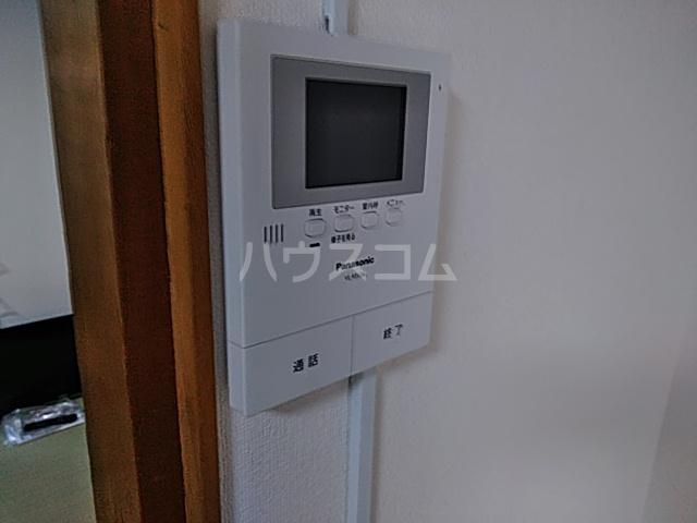 チェリーハイツ 205号室のセキュリティ