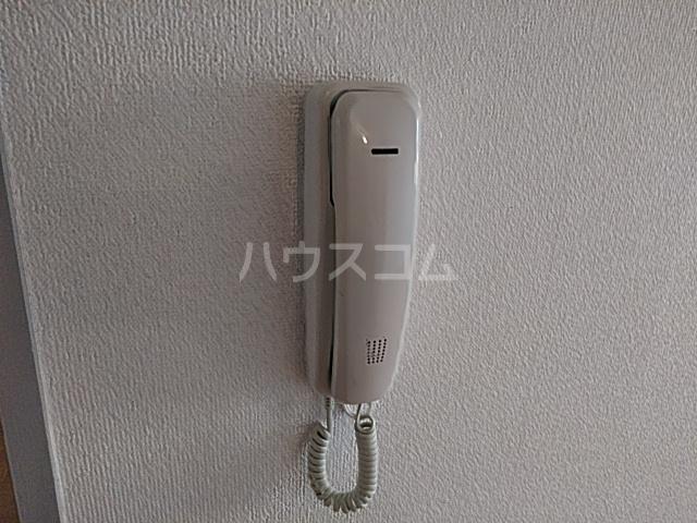 石髙ハイツ 203号室のセキュリティ