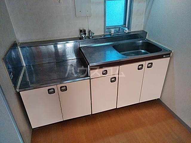 石髙ハイツ 203号室のキッチン