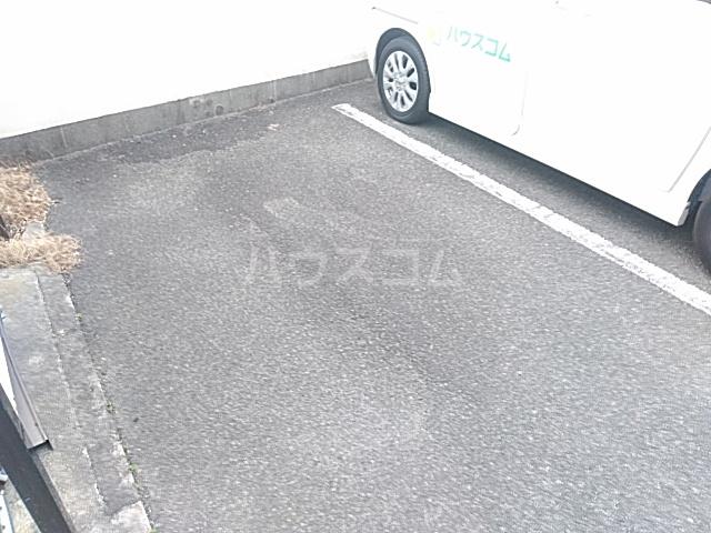光荘 21号室の駐車場