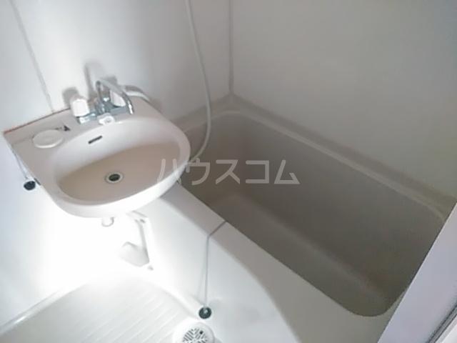 光荘 21号室の風呂