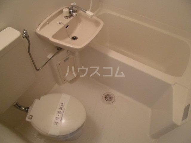 嵯峨スチューデントハウス 209号室の風呂