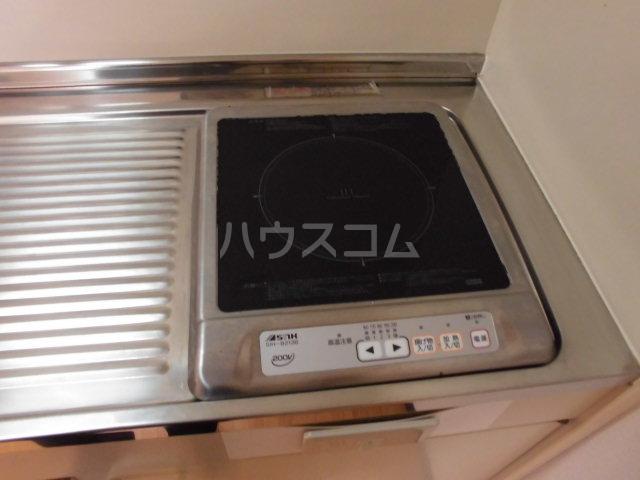 嵯峨スチューデントハウス 209号室のキッチン