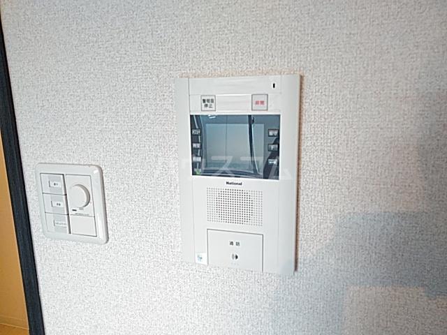 エスリード西小路御池 610号室のセキュリティ