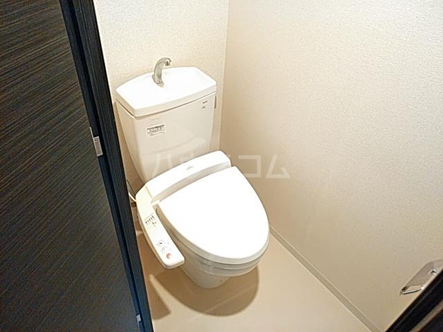 エスリード西小路御池 610号室のトイレ