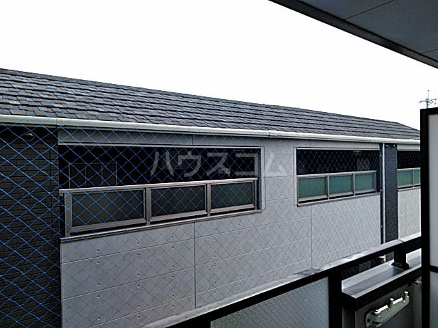 LIVE 207号室の景色