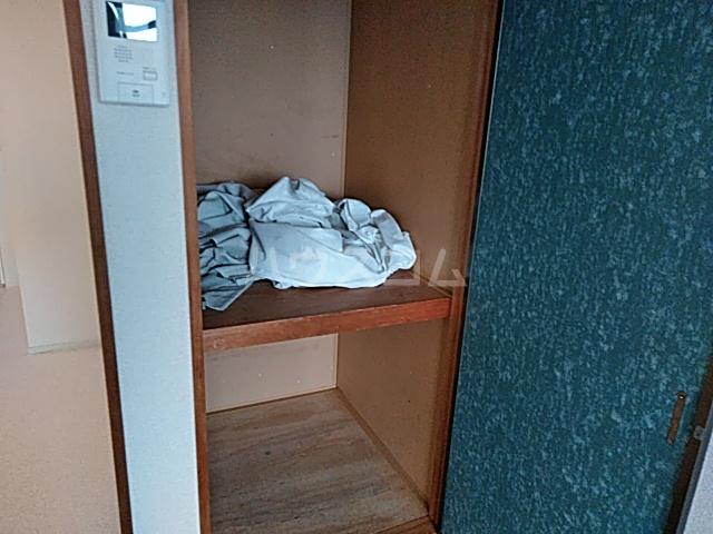 ジュネス阪本 203号室のセキュリティ