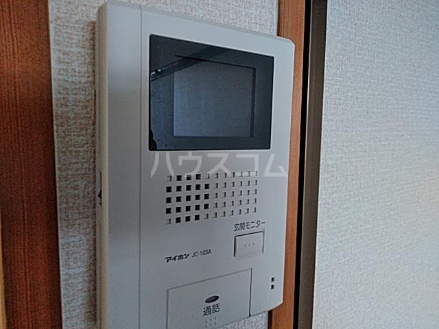 ジュネス阪本 205号室のセキュリティ