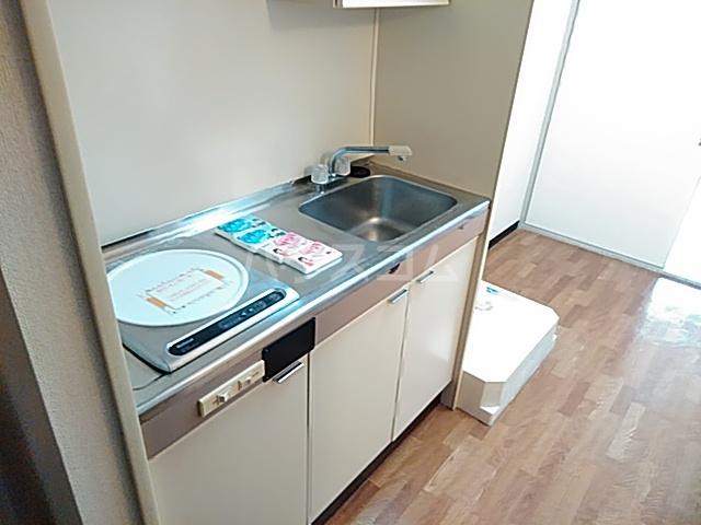 グリーンハイツ 405号室のキッチン