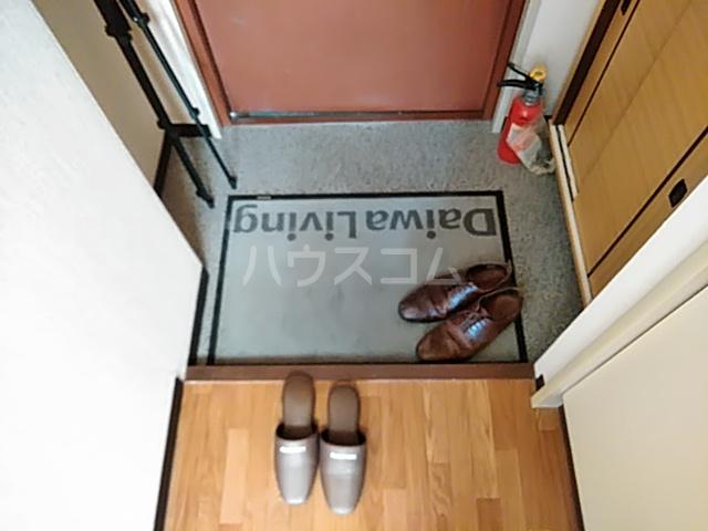 グリーンハイツ 405号室の玄関