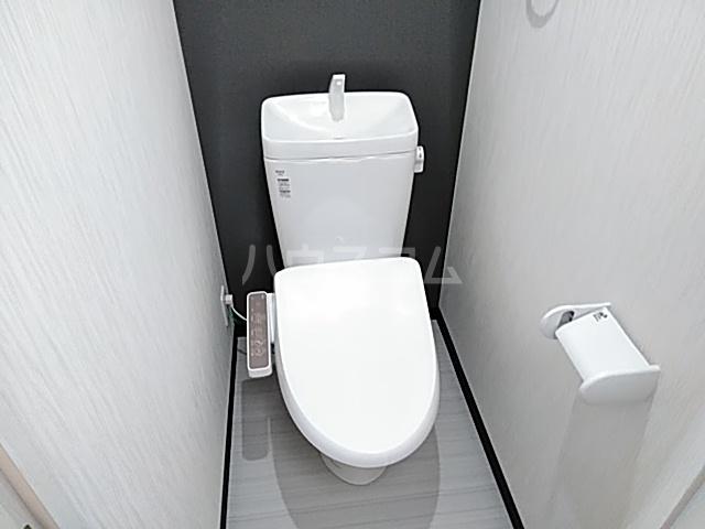 グリーンハイツ 405号室のトイレ