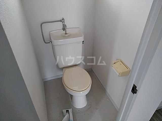草野マンション21号館 506号室のトイレ