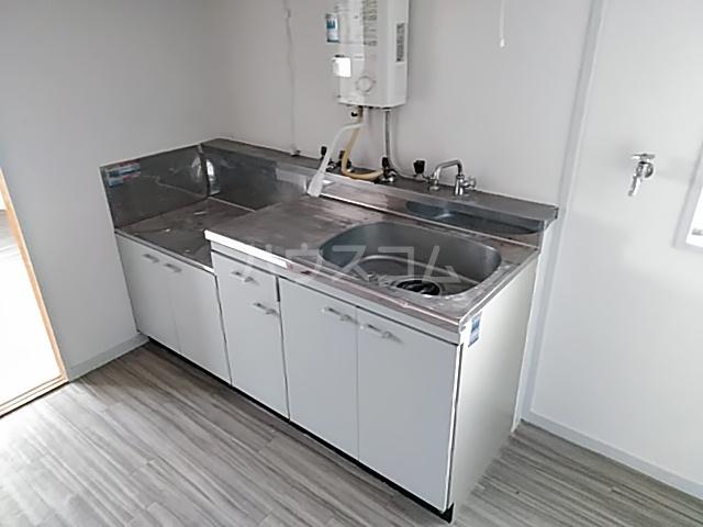 草野マンション21号館 506号室のキッチン