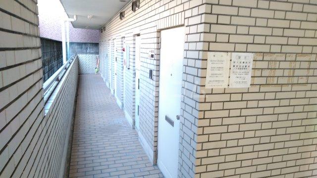 メゾン植村 105号室のセキュリティ