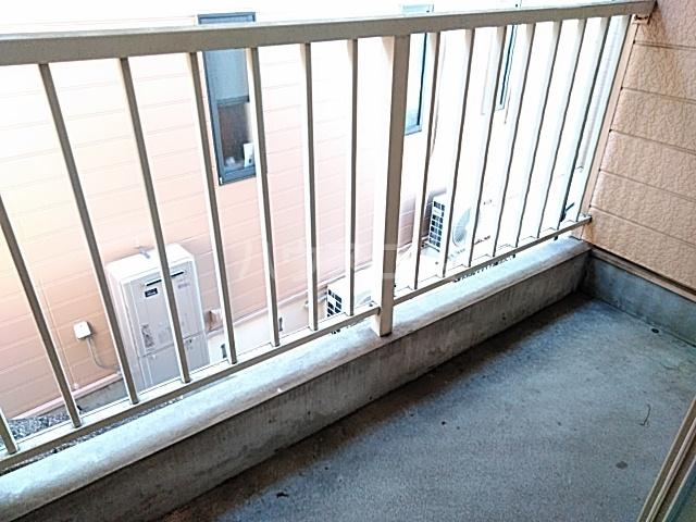 ラフォーレ小野原 202号室のバルコニー
