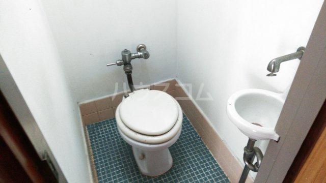 山ノ上ハイツ 301号室のトイレ