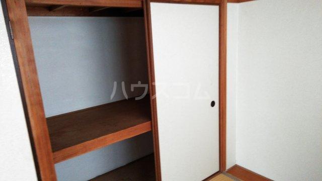 山ノ上ハイツ 301号室の収納