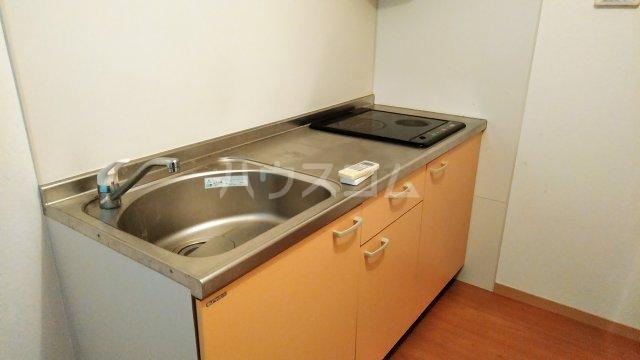 SOHO 06のキッチン