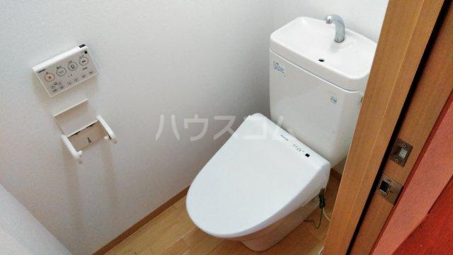 SOHO 06のトイレ