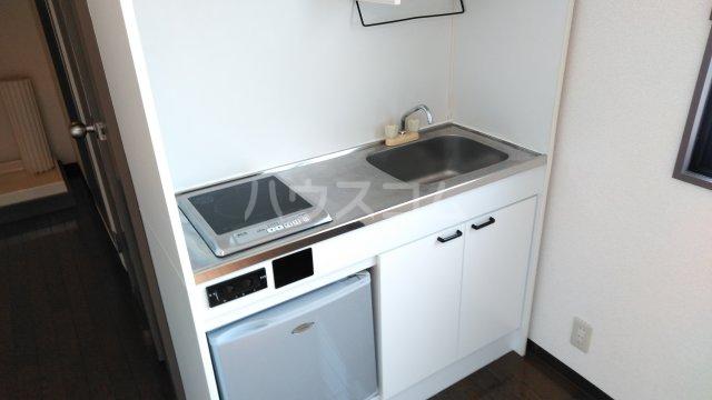 サンマルコ 203号室のキッチン
