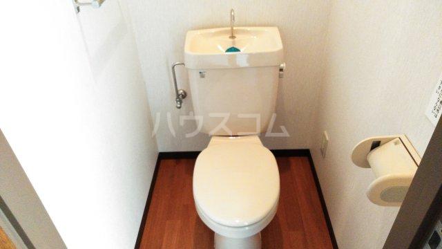 サンマルコ 203号室のトイレ