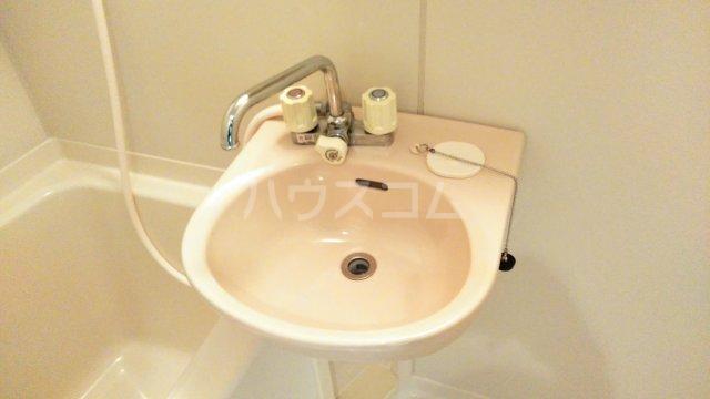 サンマルコ 203号室の洗面所