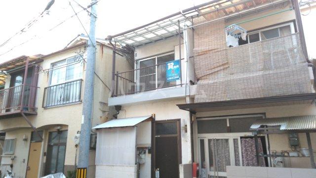 吉岡貸家 2戸1南号室外観写真