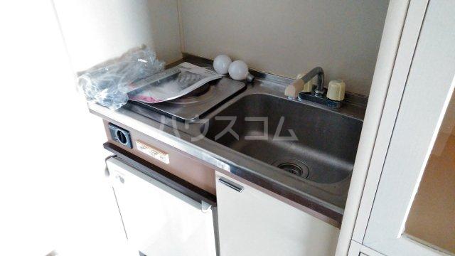 コアヒルI 301号室のキッチン