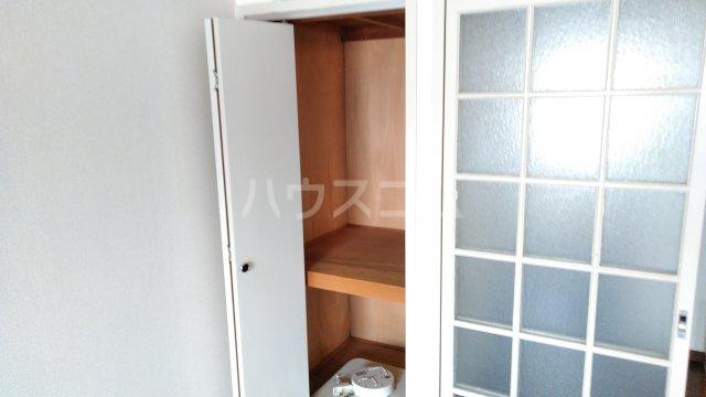 コアヒルI 301号室の収納