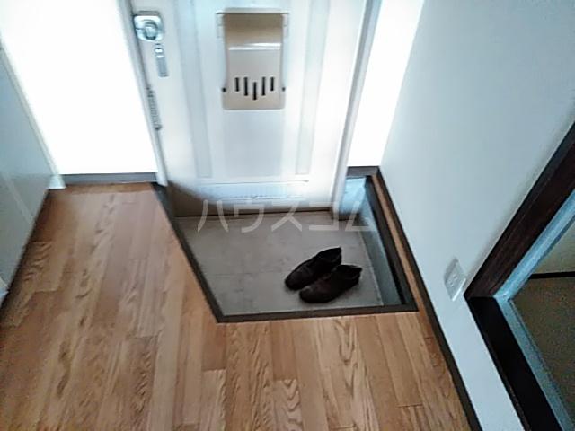 ジョイハイツ 208号室の玄関